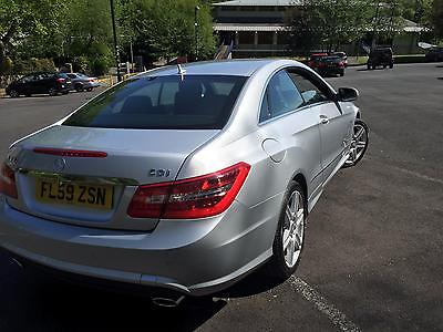 2009 (59) Mercedes-Benz E350 cdi Sport Coupe (Now Sold) full