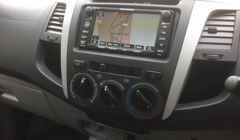 2007 (07) Toyota Hi-Lux 3.0 D-4D Invincible Double Cab full