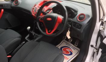 2011 (11) Ford Fiesta Zetec S 1.6 TDCI 3dr (Low Mileage) full