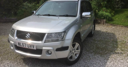 2007 (57) Suzuki Grand Vitara 1.9 DDiS 5 Door