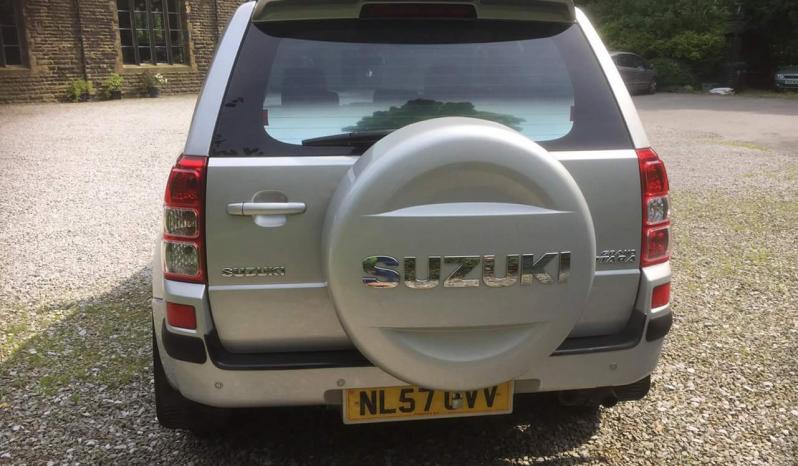 2007 (57) Suzuki Grand Vitara 1.9 DDiS 5 Door full